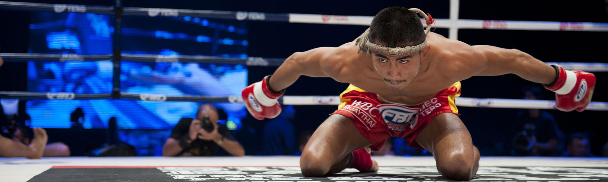 Muay Thai Gym in Bangkok