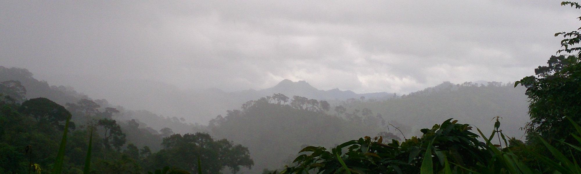 Trekking in Kanchanaburi