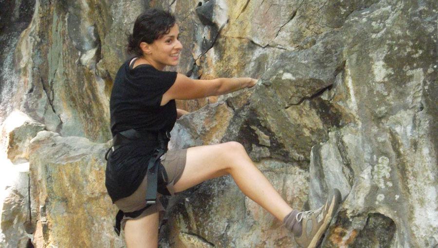 Rock Climbing in Chiang Rai