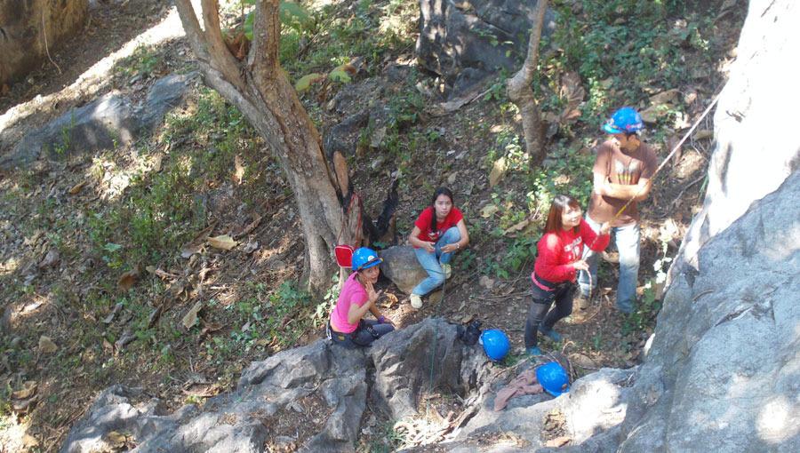 Chiang Rai Rock Climbing