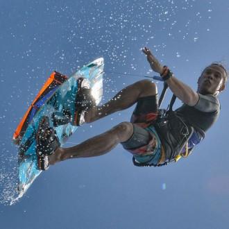 Kiteboard in Boracay