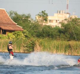 Where to go Wakeboarding in Bangkok