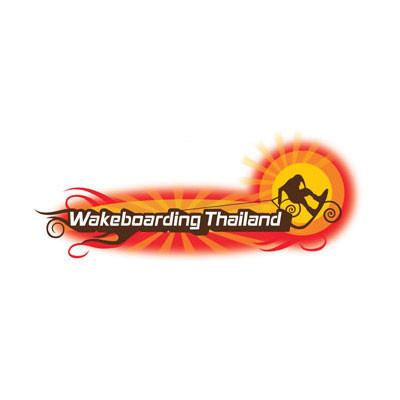 Wakeboarding Thailand Logo Image