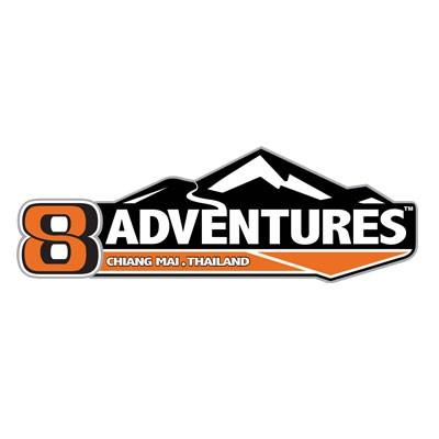 8 Adventures Logo Image