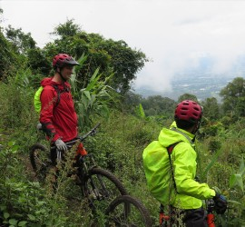 Wet Season Riding in Thailand