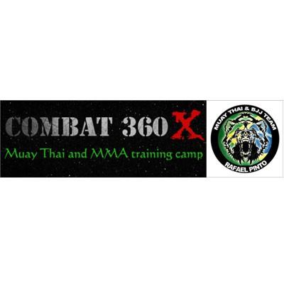 Combat 360X Logo Image