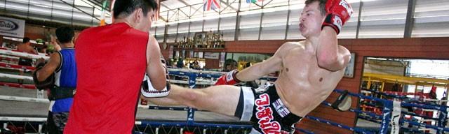 San Kampaeng Muay Thai Image