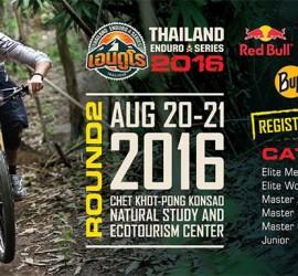 Thailand Enduro Series Round 2