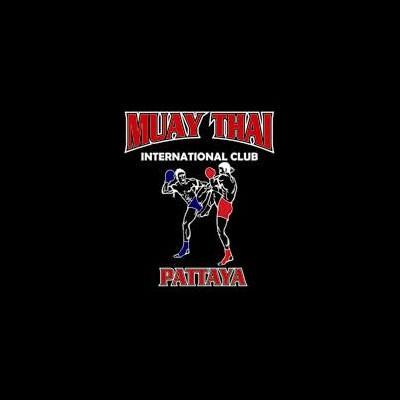 Muay Thai International Club Logo Image