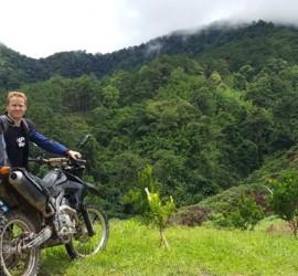 Motorbiking in Chiang Mai