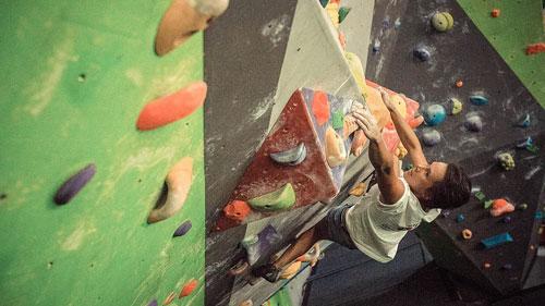 Rock Climbing Bangkok