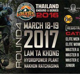 Thailand Enduro Series 2016 Round 4