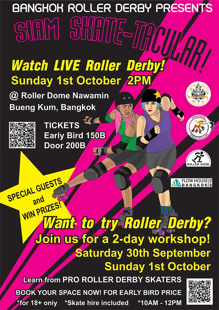 Bangkok Roller Derby