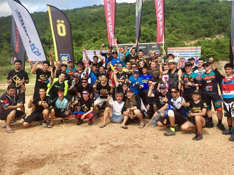 Thailand Gravity Series 2017 Round 2