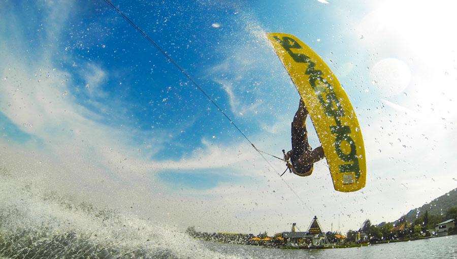 Kitesurf Pranburi